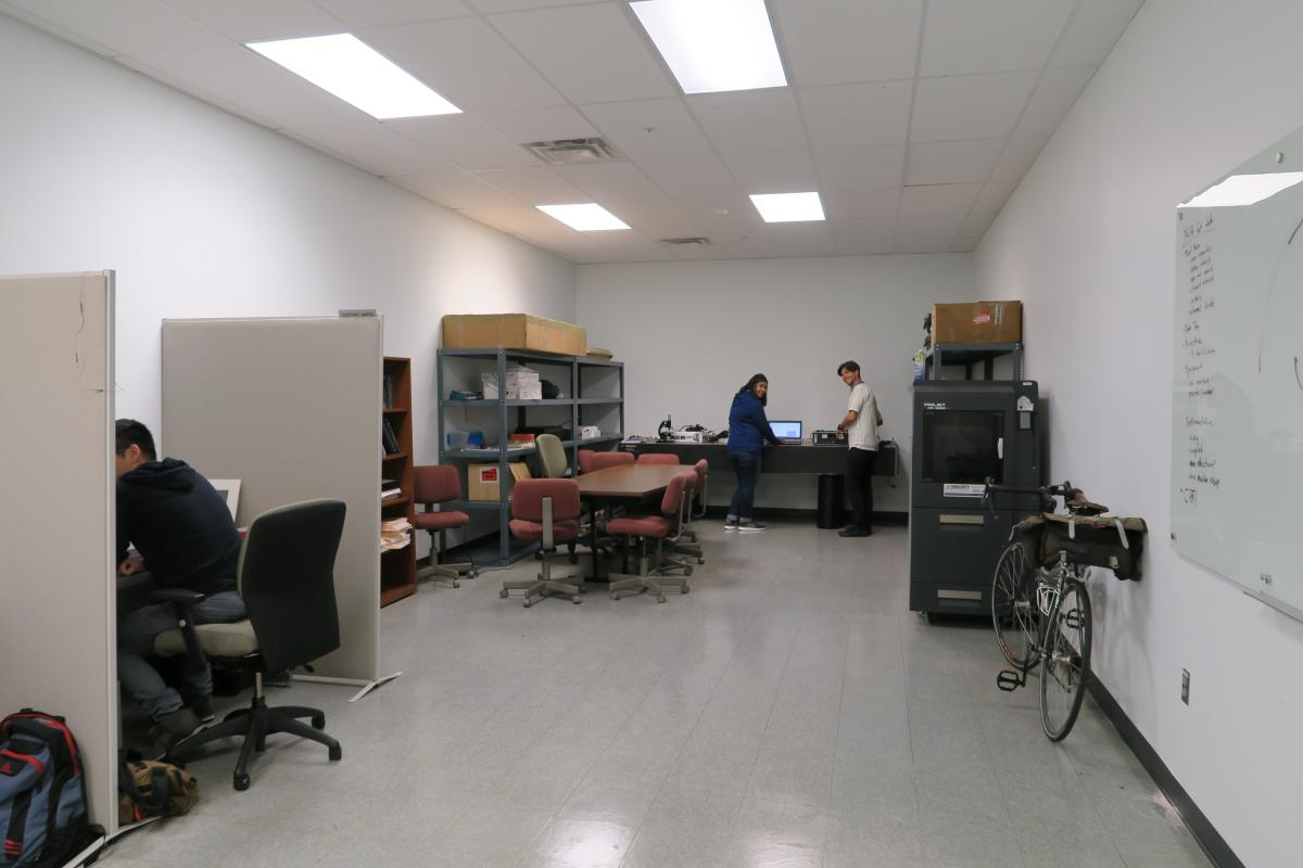 Air Quality Research Laboratory