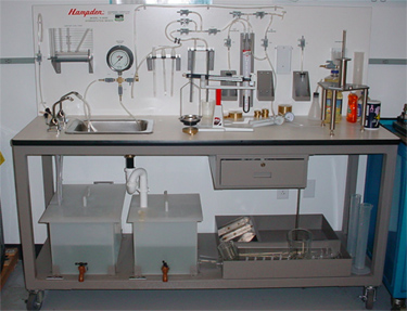 Hampden Model H-6535 in Fluid Mechanics Lab
