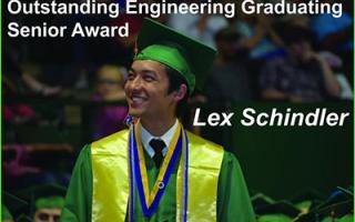 Outstanding engineering graduating senior award